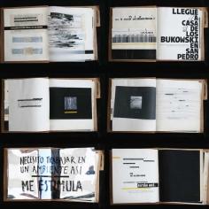 Libro Objeto - Santiago Etchegaray